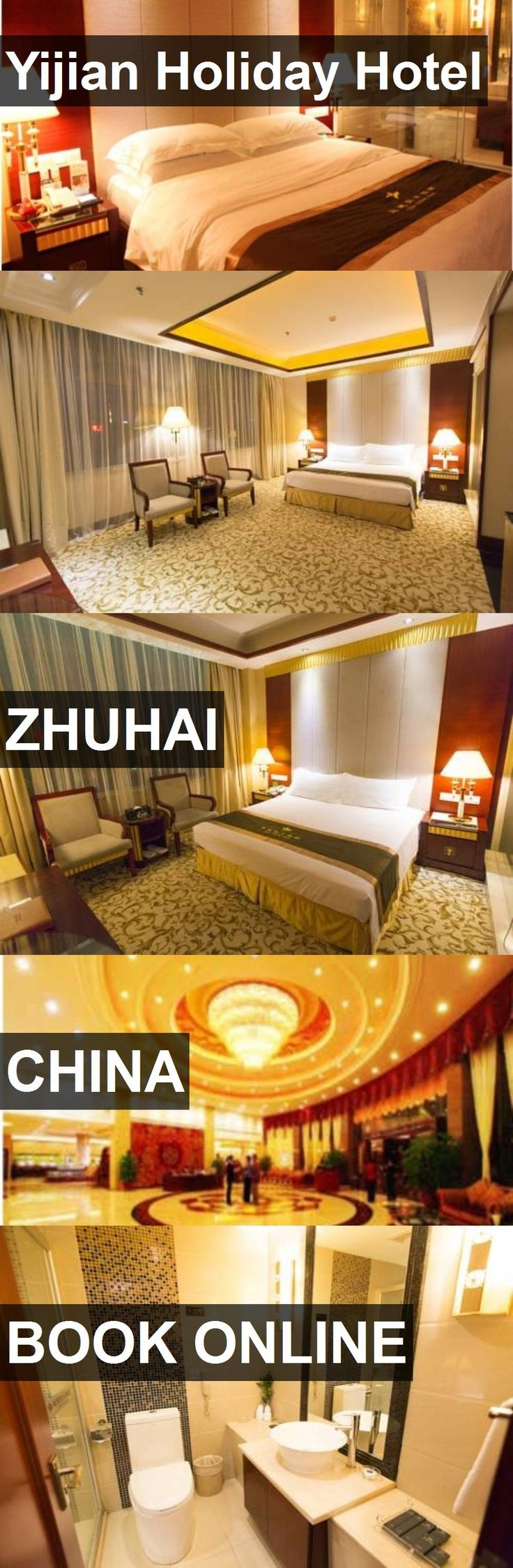 Yijian Holiday Hotel in Zhuhai, China. For more information, photos, reviews and best prices please follow the link. #China #Zhuhai #travel #vacation #hotel