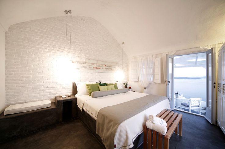 Junior Suite with hot tub & Caldera View