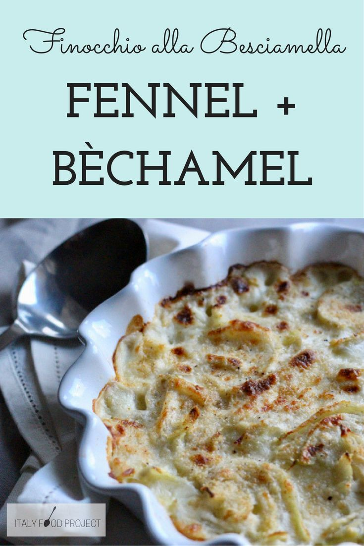 Creamy, dreamy, dare I say 'sexy' fennel? Great side dish recipe for the cooler seasons.