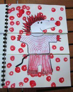 8 best mimi la souris images on pinterest colors for Housse de couette mimi la souris