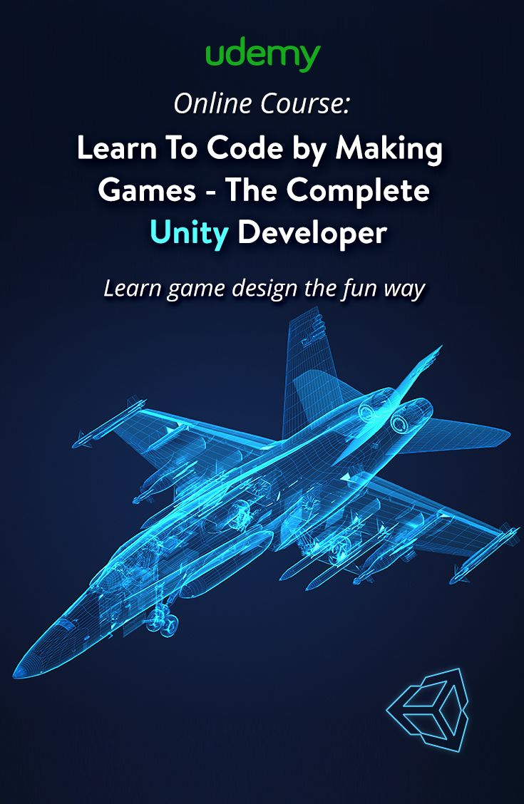 Learn to code the fun way by making computer game using Unity 3D and C#! This online course will take you by the hand and teach you everything you need to make all sorts of online games...while learning valuable (and marketable) coding skills! No experience needed and protected by a 100% money back guarantee - get started making the next big app store hit now!