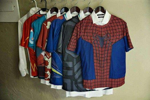 Spiderman - Groom Batman - Best Man Superman, Ironman & Captain America - Groomsmen The Flash - Dad in law The Punisher -  Dad