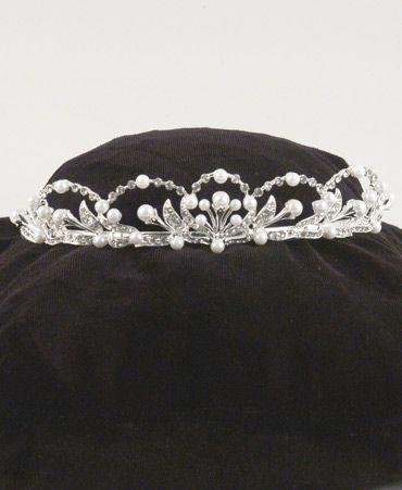 Smycke, tiara Angelica