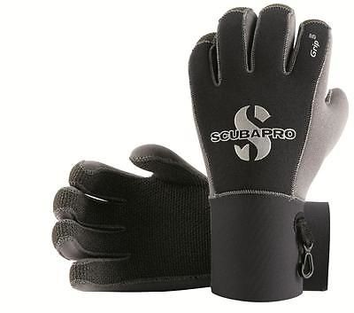 Gloves 114235: Scubapro Grip Scuba Diving Neoprene Scuba Diving Gloves 5Mm - Medium -> BUY IT NOW ONLY: $49.97 on eBay!