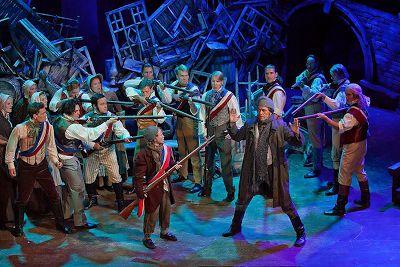 Some Superfluous Opinions: Les Misérables / Tampereen Teatteri