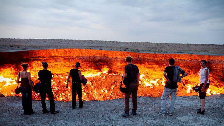 Door to Hell - Turkmenistan