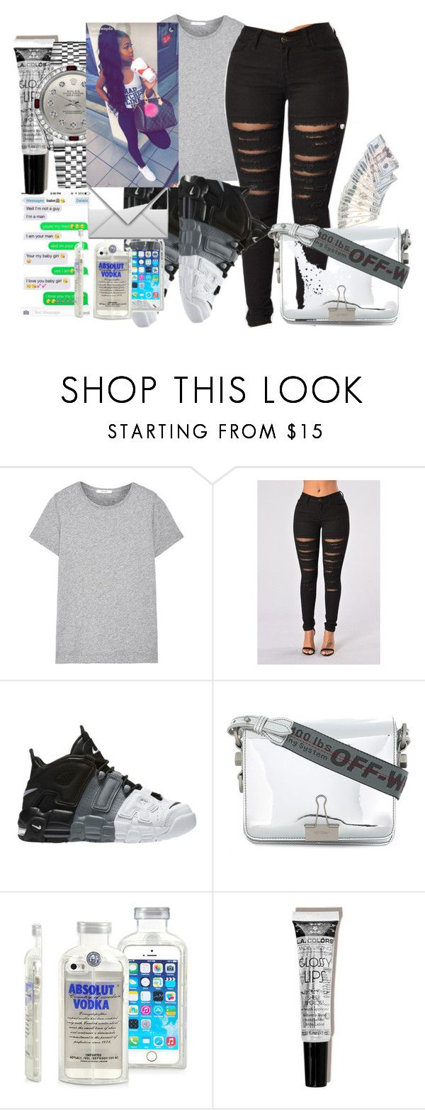 """""""FYE"""" by stawberrybaby ❤ liked on Polyvore featuring interior, interiors, interior design, home, home decor, interior decorating, ADAM, NIKE, Off-White and Rolex"""