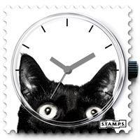 ¿Quieres convertirte en una verdadera Catwoman?, luce este modelo en tu muñeca y los efectos serán inmediatos. www.relojes-especiales.net