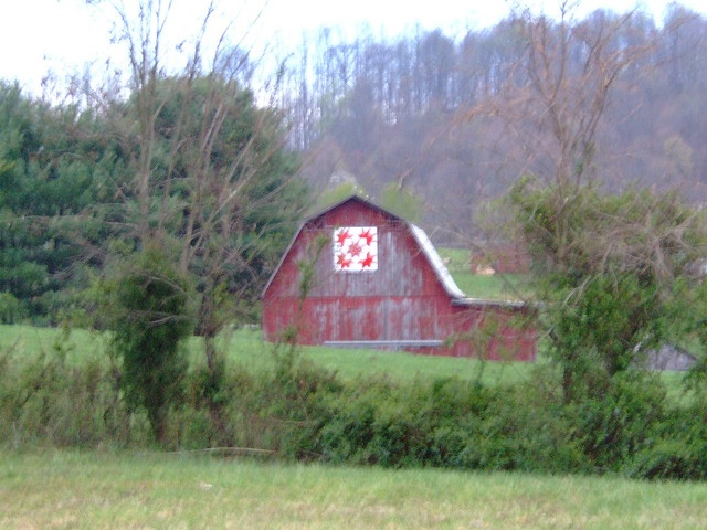 Kingsport, Tennessee barn