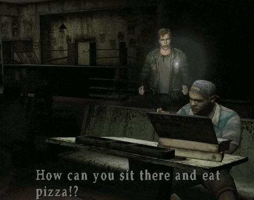 Silent Hill 2, PS2.