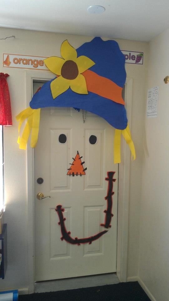 Preschool Classroom Fall Decorations : Best door decorations for daycare images on pinterest