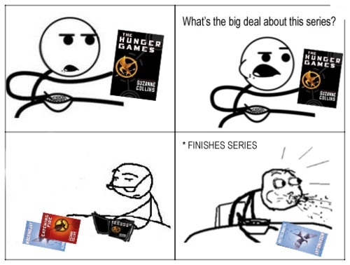 Cereal Guy - The Hunger Games It's true!: Games Awesome, Truth, Hunger Games, Games Stuff, Favorite Books, Cerealguy Thehungergames, Guys, The Hunger Game