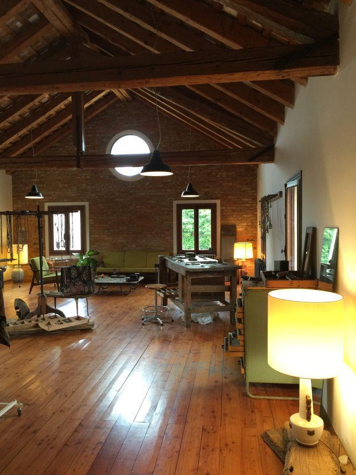 Monica Trevisi Lab in Campocroce. Thanks to Miss Claire: http://www.missclaire.it/hand-made/monica-trevisi-artigianato-e-design-contemporaneo/