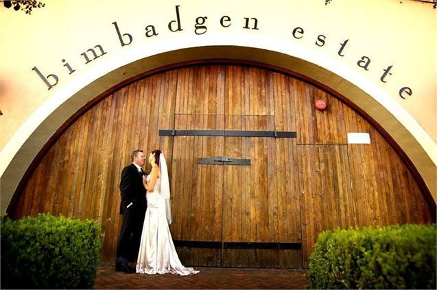 Bimbadgen Weddings - Bimbadgen Estate #rustic #wedding