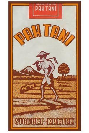 Iklan Jadul Indonesia, Rokok Pak Tani