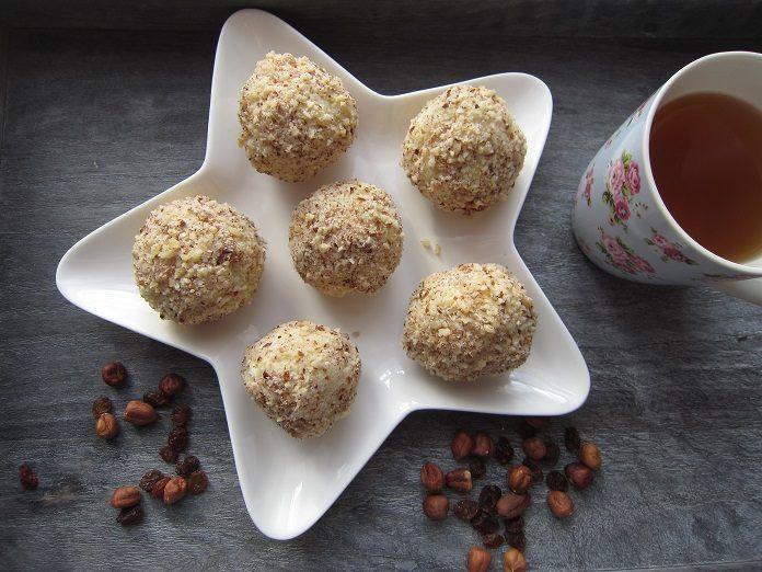 RECEPT: Jáhlové kuličky s ořechy a rozinkami