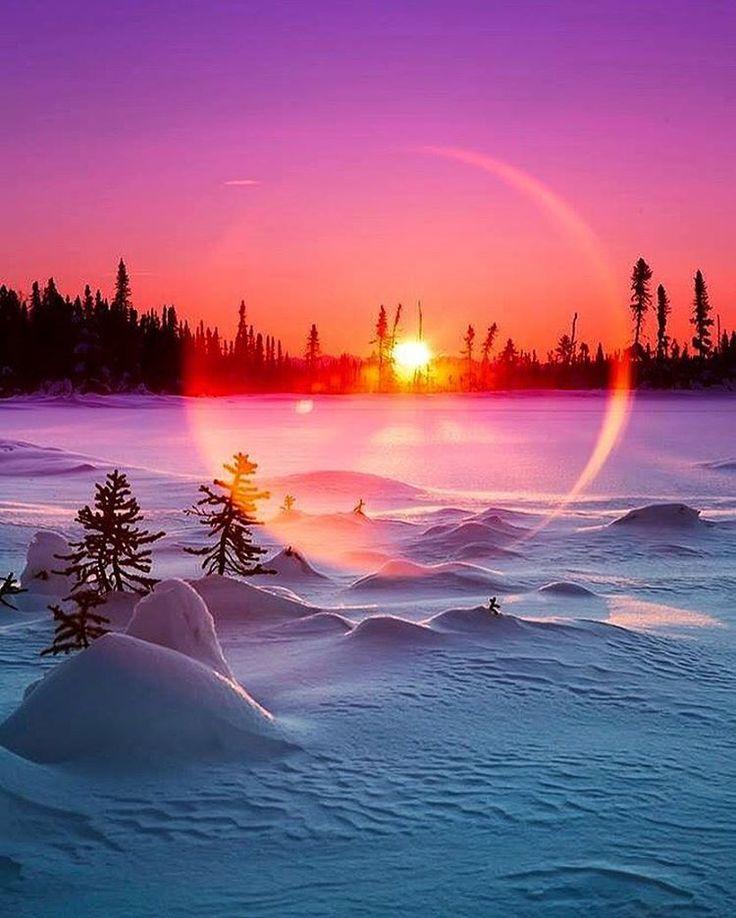 активе картинки доброе утро позитивные красочные природа зима заинтересовал