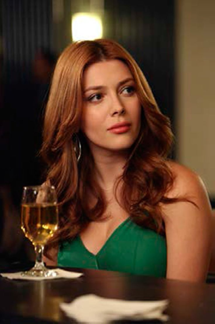 The Hollywood Reporter - 'Revenge' Promotes Elena Satine to Series Regular (Exclusive)