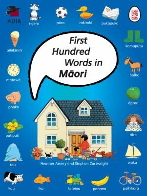 See First hundred words in Māori in our library's catalogue.