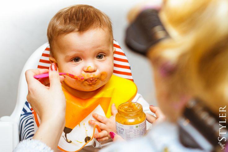 Matka Polka od Słoiczków #mama #dziecko #dieta