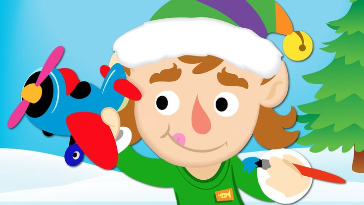 Take a trip to Santa's workshop where 10 Little Elves are making toys!  This is a fun and easy Christmas song for kids with lots of room for pretend play. By Super Simple Songs