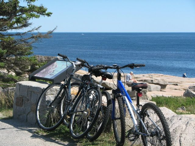 7 best biking in maine images on pinterest bicycles for Bike rides in maine