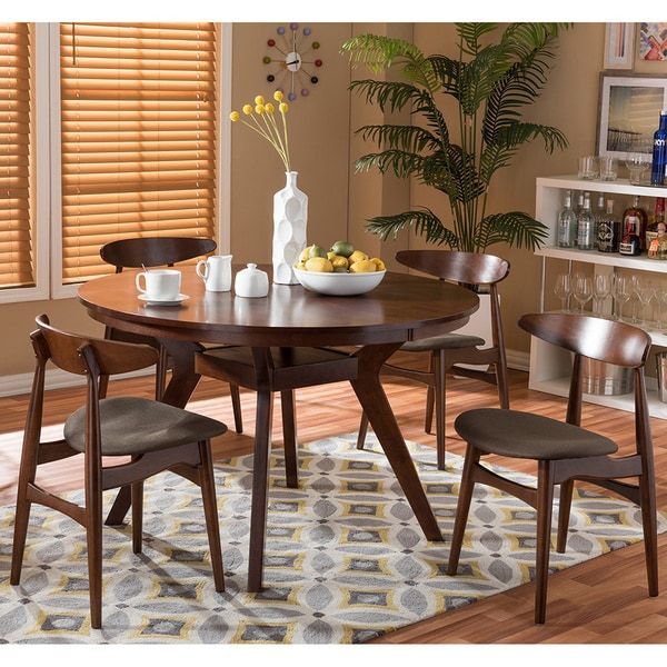 Our Best Dining Room Bar Furniture Deals Round Wood Dining Table Round Dining Table Modern Round Dining Room Sets