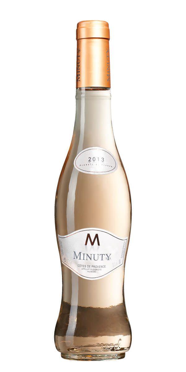 5/5 M de Minuty (2590) Rosé , 2014 Frankrike,  Côtes de Provence: Bärig smak med inslag av hallon, citrus, röda vinbär och örter. ännu en fransk fullträff i år igen.