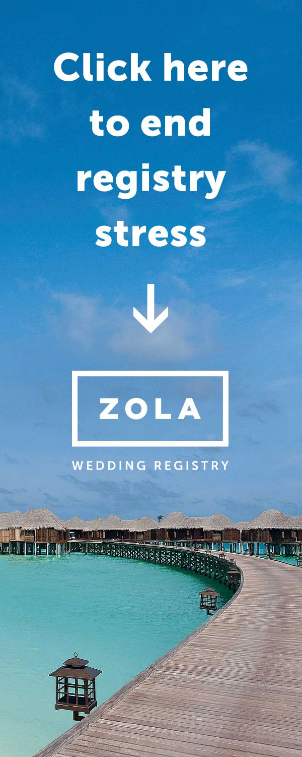 Discover the smarter wedding registry with Zola. Easy, customizable, and beautiful, Zola lets you register for the gifts, experiences, and cash funds you want, all in one place. Sign up today.