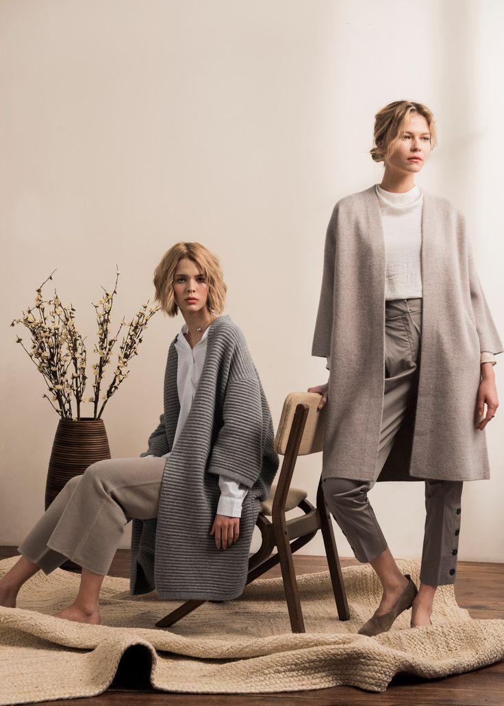 Вязанный трикотаж для женщин. Новая коллекция Laplandia Весна / Лето 2017. #Knitwear #Women #Lookbook