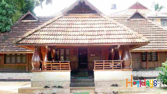 17 best images about traditional kerala house nalukettu on pinterest traditional the long - Traditional houses attic ...