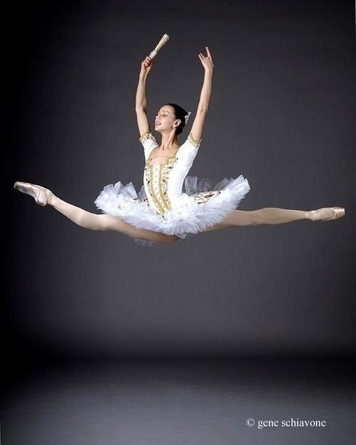 Anastasia Matvienko with Mariinsky Ballet