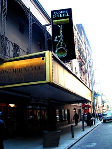 Eugene O'Neill TheatreBuckets Lists, New York Cities, Favorite Places, Theatres Marquee, Eugene O' Neil, Places I D, O' Neil Theatres, New York City, Oneill Theatres
