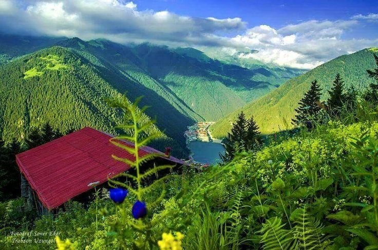 Uzungöl, Çaykara, Trabzon ⚓ Eastern Blacksea Region of Turkey #karadeniz #doğukaradeniz #trabzon
