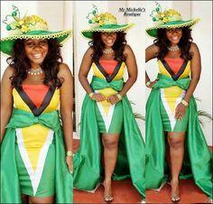Guyana Lady