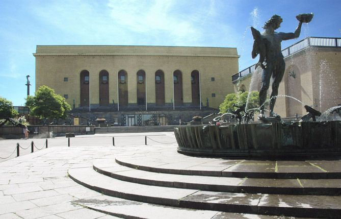 Konstmuseet - English - About the museum - English - Göteborgs  konstmuseum  Free Goteborg Free Day
