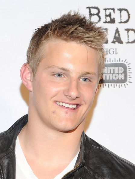 107 Best Alexander Ludwig Images By Kaelin Cotrell On