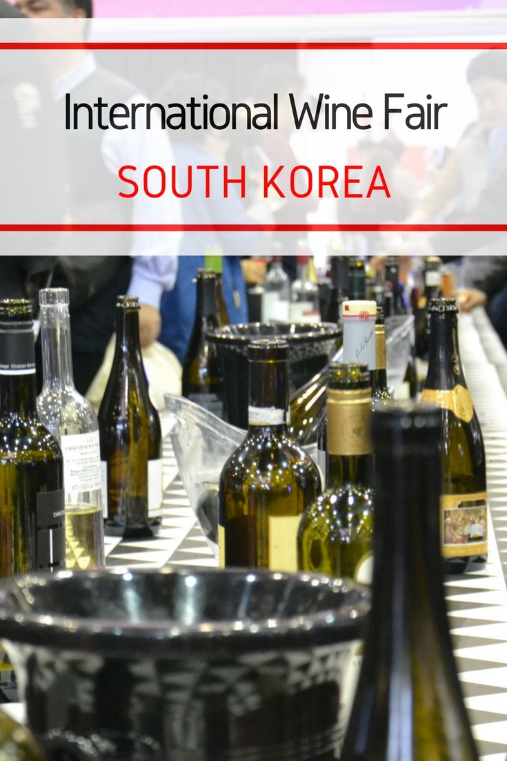 Tasting wines from across the world at the International Wine Fair in Daejeon, the largest wine competition in Asia. Click here to read more about this wonderful event. Ravenous Travellers | Travel Blog