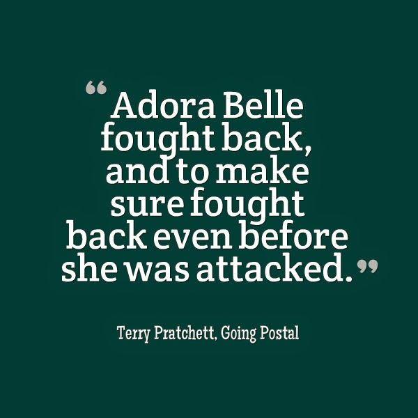 Top 10 Pratchett Women   Based On A True Story