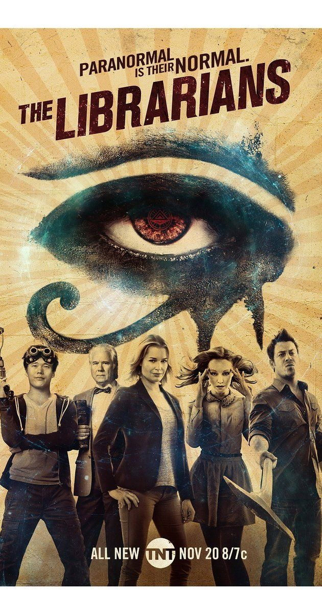 The Librarians (TV Series 2014– ) - IMDb