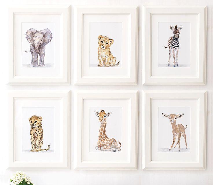 Best 25+ Baby animal nursery ideas on Pinterest