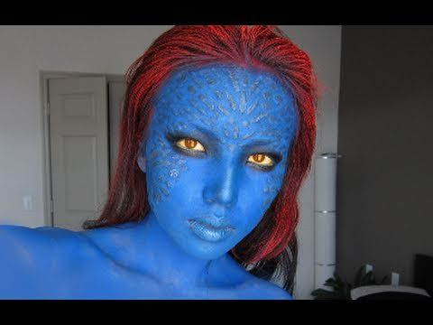 This women is incredibly talented.  Her videos do a great job at using makeup tools and applying basic everyday techniques to create something amazing.