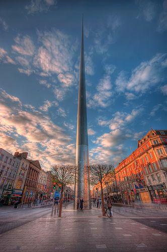 The Spire - Dublin, Ireland