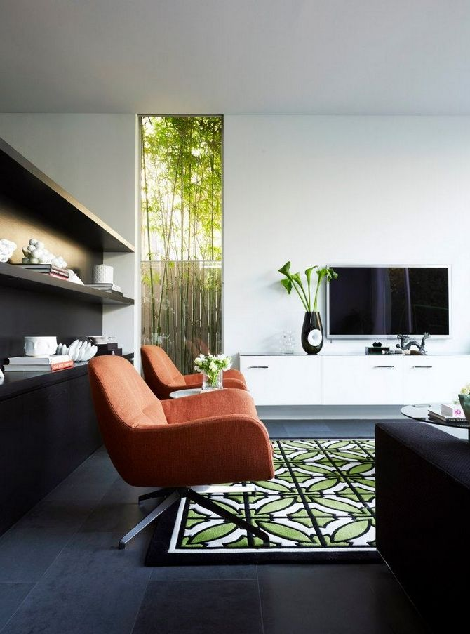 25 best ideas about modern living rooms on pinterest - Modern living room interior design 2012 ...