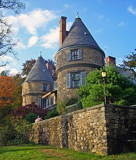 8. The Gifford Pinchot House, Milford