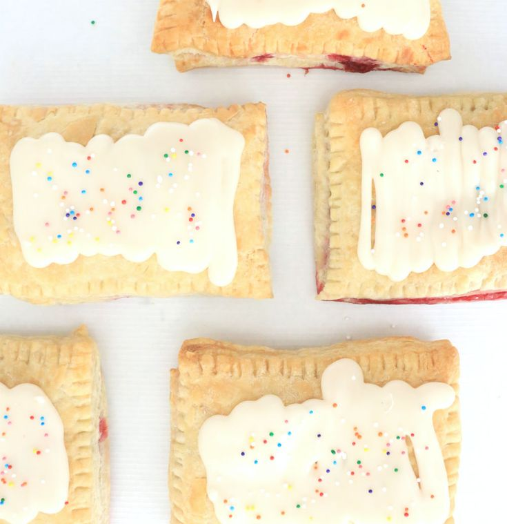 puff pastry pop tarts