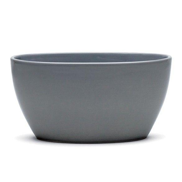 Ursula Bowl Grey Large