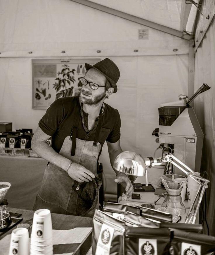 Trondheim Maker Faire - Jacobsen & Svart Coffee