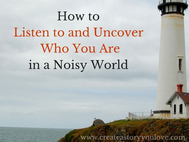 How to Listen to and Uncover Who You Are in a Noisy World by Lorna Faith