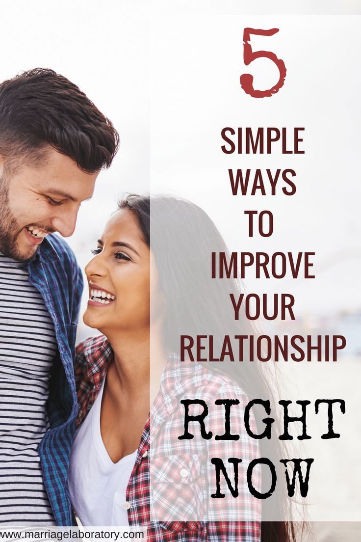 5 Simple Ways to Improve Your #Relationship Right Now! // Marriage Laboratory